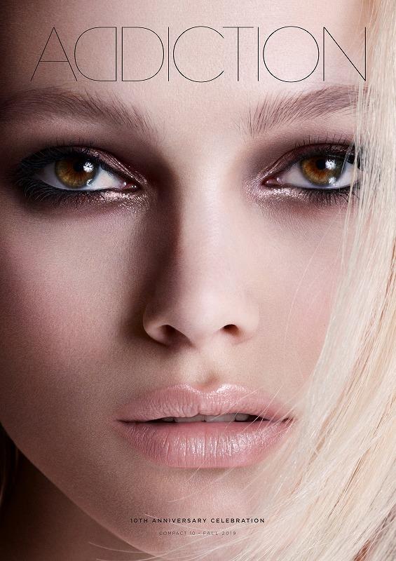 ADDICTION 2019年 秋新色フォールコレクション 10TH ANNIVERSARY CELEBRATION fallcollection cosmetics アディクション